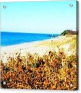 Coastal Lookout Acrylic Print