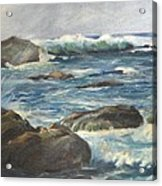 Coastal Maine Acrylic Print