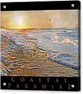 Coastal Paradise Acrylic Print