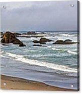 Coastal Serenity  Acrylic Print