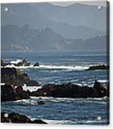 Coastal View - Big Sur II Acrylic Print