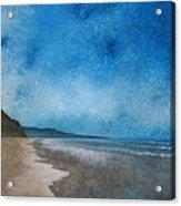 Coastal Walk At Torrey Pines Acrylic Print
