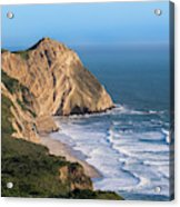 Coastline At Point Reyes National Sea Acrylic Print