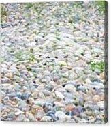 Cobblestones Acrylic Print