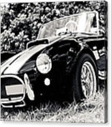 Cobra Sports Car Acrylic Print by Phil 'motography' Clark