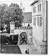 Coburg Castle Germany 1903 Acrylic Print
