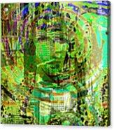 Cobwebs Of the Mind Acrylic Print