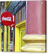 Coca Cola In St. Louis Acrylic Print
