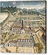 Cochin, Louise Madeleine 1686-1767. The Acrylic Print