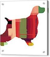 Cocker Spaniel 2 Acrylic Print by Naxart Studio