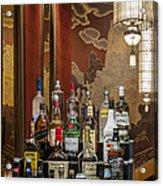 Cocktail Hour Acrylic Print