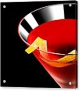 Cocktail Acrylic Print