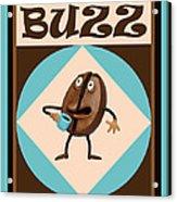 Coffee Buzz Acrylic Print