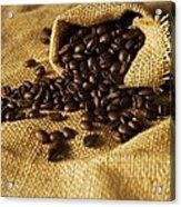 Coffee Beans Acrylic Print