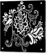Coffee Flowers 10 Acrylic Print