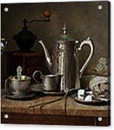 Coffee Has Gone Acrylic Print