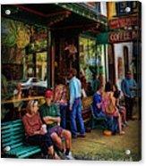 Coffee Lovers Acrylic Print