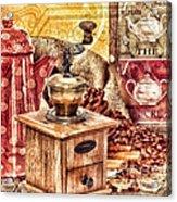 Coffee Mill Acrylic Print