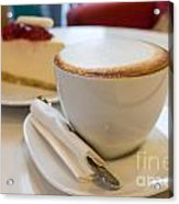 Coffee Time Acrylic Print