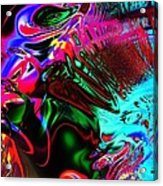 Cognitive Breakdown Acrylic Print
