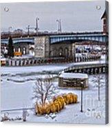 Col Patrick O' Rorke Memorial Bridge Acrylic Print