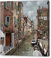 colazione a Venezia Acrylic Print