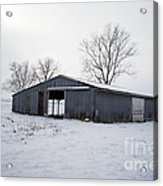 Cold Desolation Acrylic Print