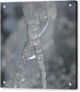 Cold Finger Acrylic Print