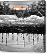 Cold Morning Light Acrylic Print