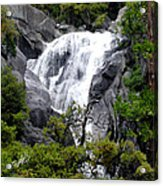 Cold Rush - Yosemite National Park Acrylic Print
