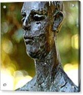 Cold Stare Acrylic Print