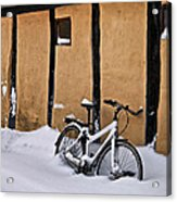 Cold Storage Acrylic Print