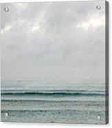 Cold Wave IIi Acrylic Print