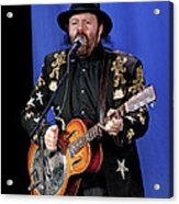 Colin Linden Of Blackie And The Rodeo Kings Acrylic Print