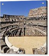 Coliseum . Rome Acrylic Print