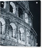 Colosseum Before Dawn Acrylic Print