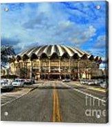 Coliseum Daylight Acrylic Print