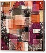 Collage 147 Acrylic Print