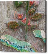 Collecting Old Trees Acrylic Print