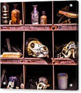 Collection At Techatticup Gold Mine Acrylic Print