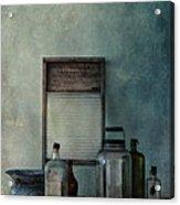 Collection Acrylic Print by Priska Wettstein