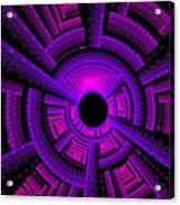 Collider Acrylic Print