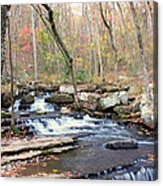 Collin's Creek Acrylic Print
