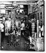 Collins Pharmacy, 1914 Acrylic Print