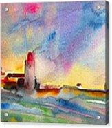 Collioure Impression 01 Acrylic Print
