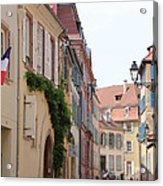 Colmar Small Street Acrylic Print