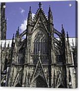 Cologne Cathedral 02 Acrylic Print