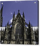 Cologne Cathedral 03 Acrylic Print