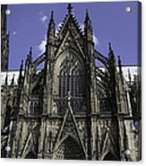 Cologne Cathedral 04 Acrylic Print