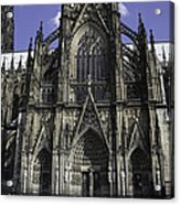 Cologne Cathedral 05 Acrylic Print